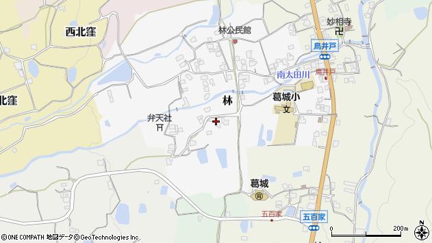 〒639-2333 奈良県御所市林の地図