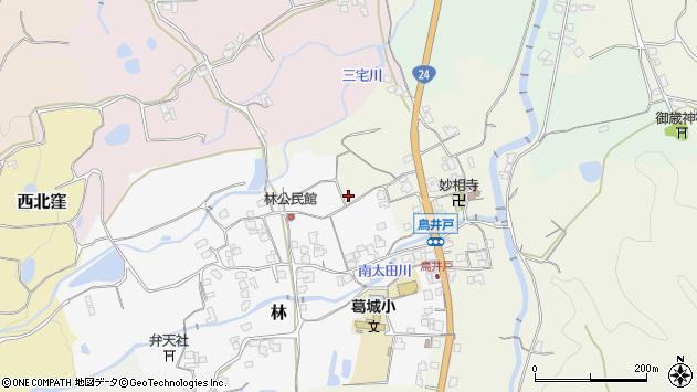 〒639-2263 奈良県御所市鳥井戸の地図