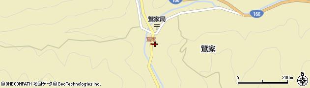 レストランあしびき周辺の地図