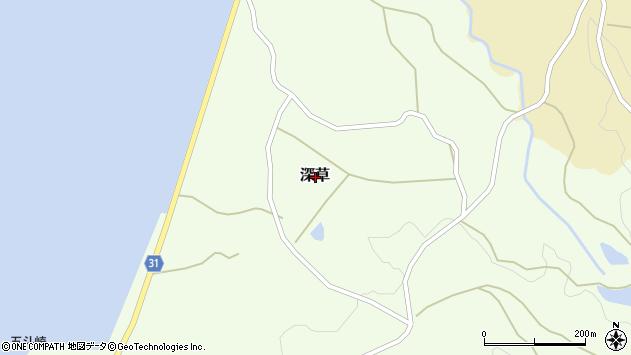 〒656-1554 兵庫県淡路市深草の地図