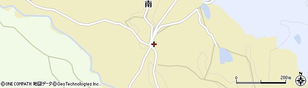 兵庫県淡路市南周辺の地図
