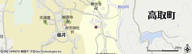 奈良県高市郡高取町羽内303周辺の地図