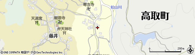 奈良県高市郡高取町羽内81周辺の地図