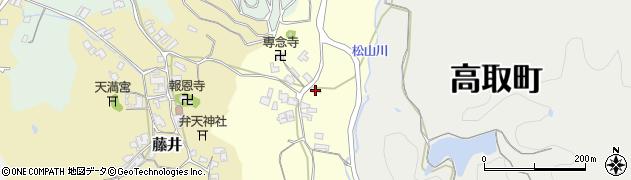 奈良県高市郡高取町羽内78周辺の地図