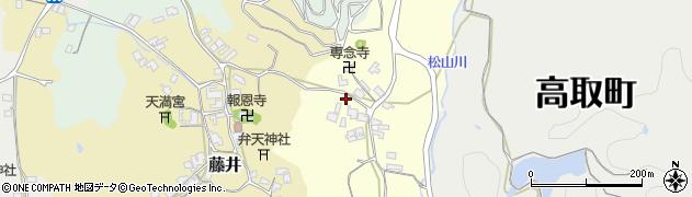 奈良県高市郡高取町羽内324周辺の地図