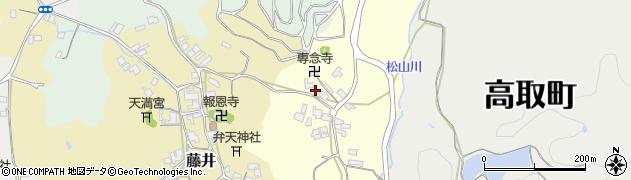 奈良県高市郡高取町羽内322周辺の地図