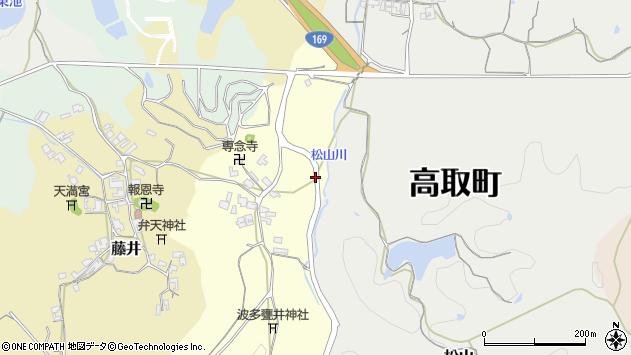 〒635-0113 奈良県高市郡高取町羽内の地図