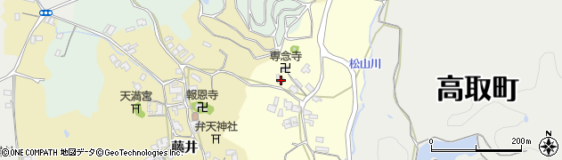 奈良県高市郡高取町羽内321周辺の地図