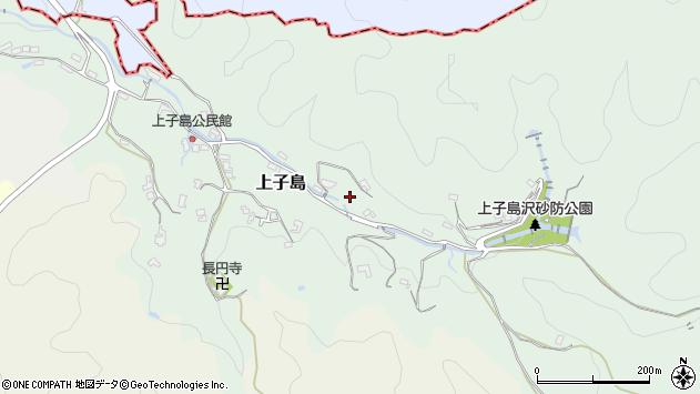 〒635-0104 奈良県高市郡高取町上子島の地図