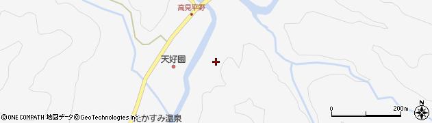 平野川周辺の地図