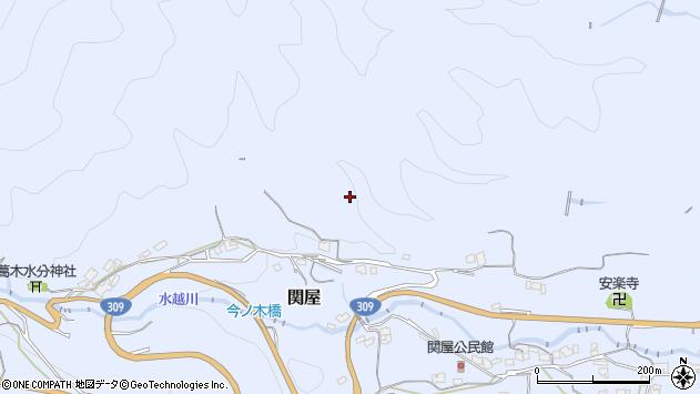 〒639-2328 奈良県御所市関屋の地図