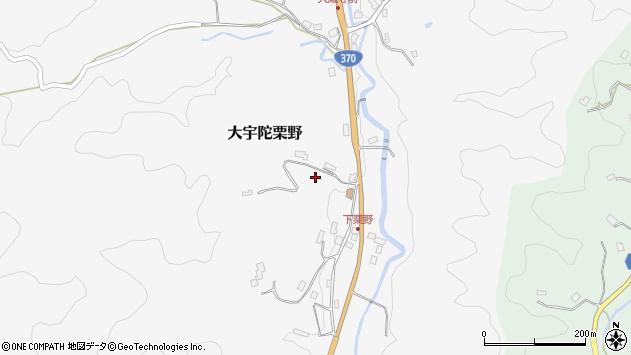 〒633-2144 奈良県宇陀市大宇陀栗野の地図