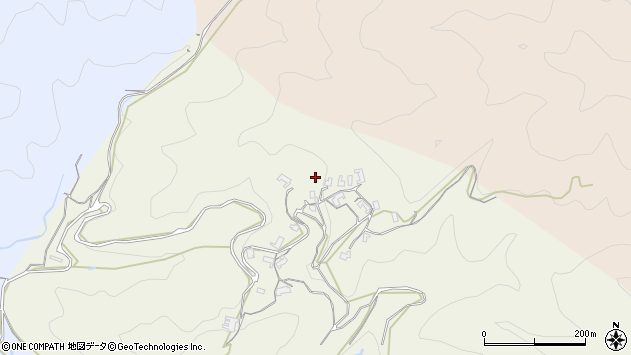 〒634-0125 奈良県高市郡明日香村入谷の地図