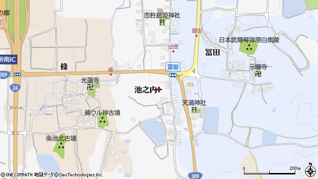 〒639-2275 奈良県御所市出走の地図