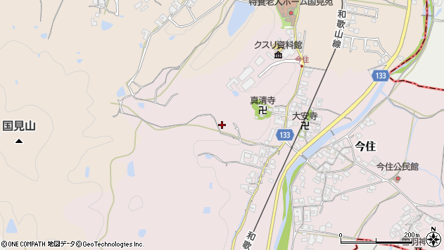 〒639-2245 奈良県御所市今住の地図