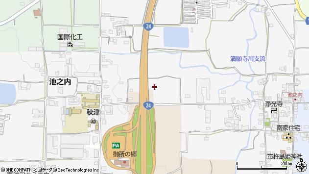 〒639-2273 奈良県御所市池之内の地図