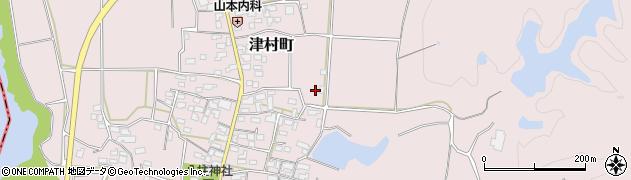 三重県伊勢市津村町周辺の地図