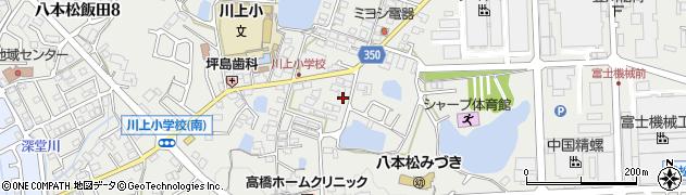 雨雲レーダー広島市安佐南区