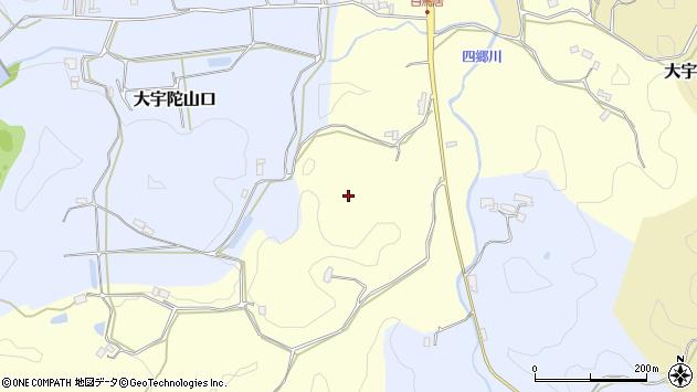 〒633-2138 奈良県宇陀市大宇陀白鳥居の地図