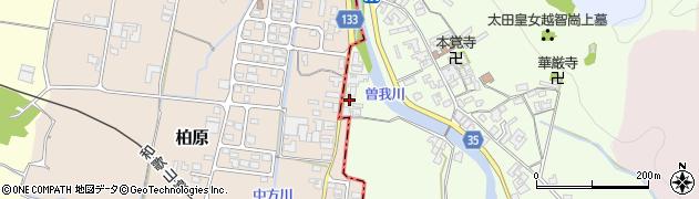 奈良県高市郡高取町車木473周辺の地図