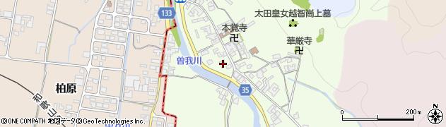 奈良県高市郡高取町車木508周辺の地図