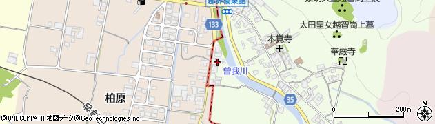 奈良県高市郡高取町車木475周辺の地図