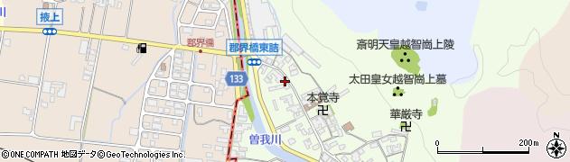 奈良県高市郡高取町車木485周辺の地図