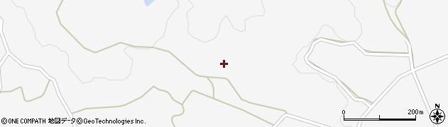 山口県萩市紫福(京場)周辺の地図