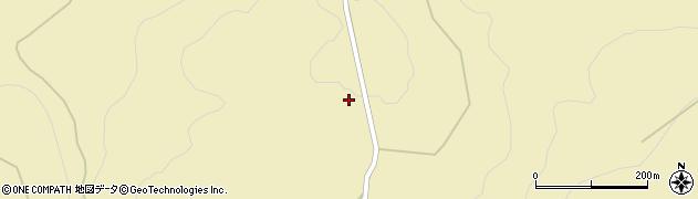 山口県萩市大井(大井羽賀)周辺の地図