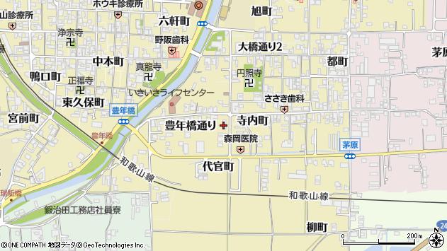 〒639-2236 奈良県御所市代官町の地図
