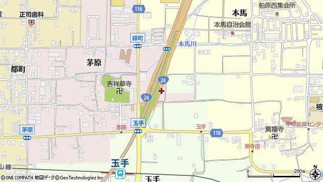 〒639-2241 奈良県御所市茅原の地図