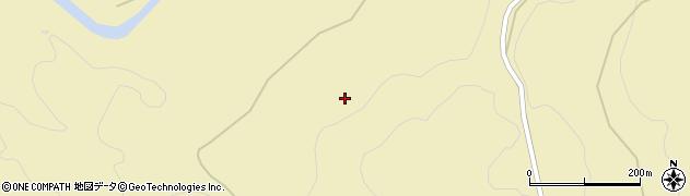 山口県萩市大井(大井本郷)周辺の地図
