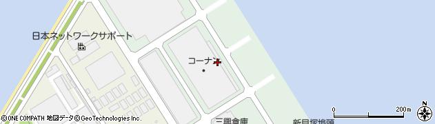 大阪府貝塚市二色北町周辺の地図