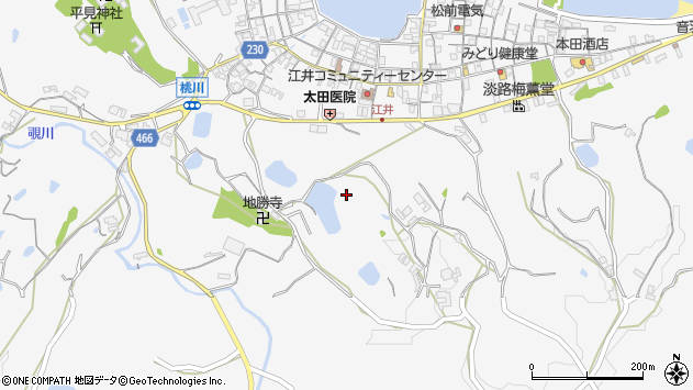 〒656-1531 兵庫県淡路市江井の地図