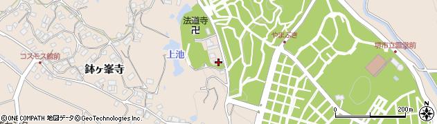 常真院周辺の地図