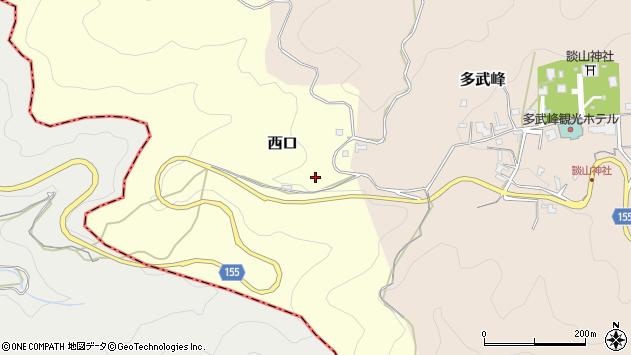 〒633-0033 奈良県桜井市西口の地図