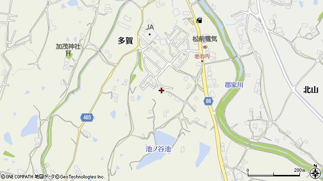 〒656-1521 兵庫県淡路市多賀の地図