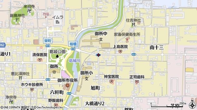 〒639-2231 奈良県御所市柿ケ坪町の地図
