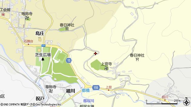 〒634-0113 奈良県高市郡明日香村上居の地図