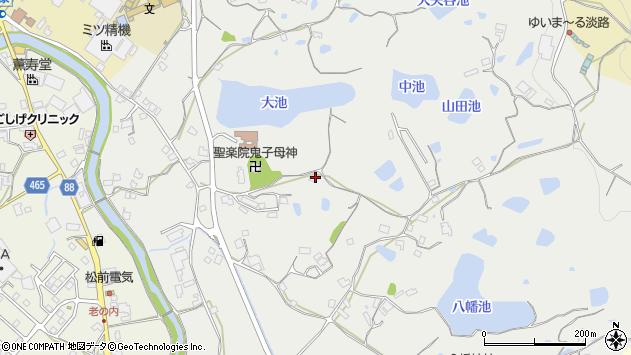 〒656-1512 兵庫県淡路市北山の地図