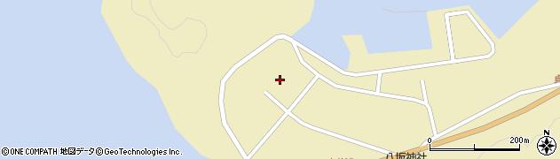 山口県萩市大井(大井浦下)周辺の地図