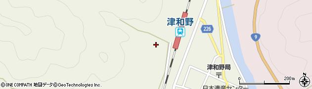 大定院周辺の地図