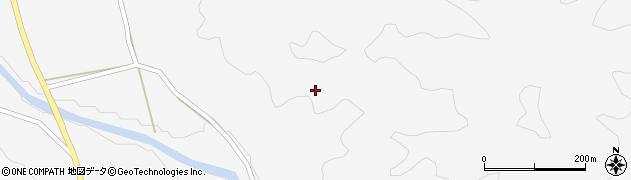 山口県萩市紫福(田中)周辺の地図