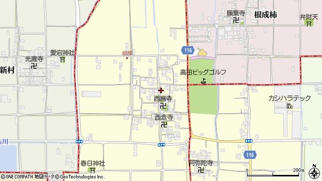 〒639-2201 奈良県御所市柳原の地図