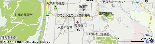 来迎寺周辺の地図