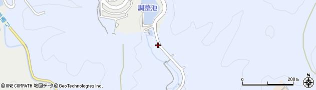 広島県広島市安佐南区伴北町周辺の地図