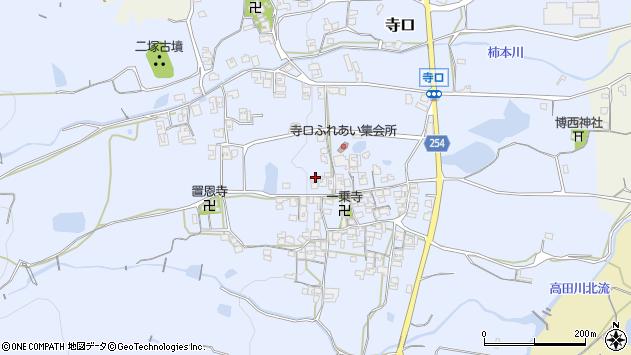 〒639-2135 奈良県葛城市寺口の地図