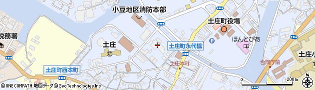 香川県小豆郡土庄町周辺の地図