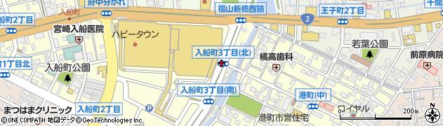 入船町3北周辺の地図