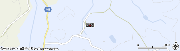 兵庫県淡路市長澤周辺の地図